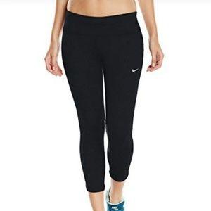 Nike Dri-Fit cropped running leggings